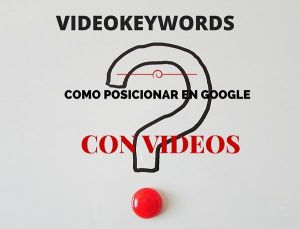 videokeywords, palabras clave para videomarketing
