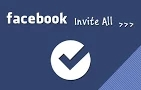 facebook invite all