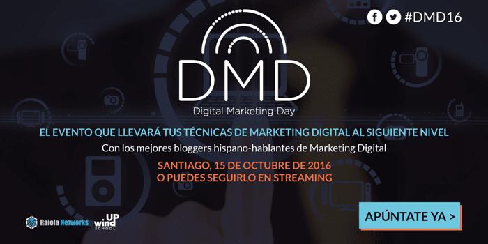 entradas para el dmd galicia 2016 evento marketing digital