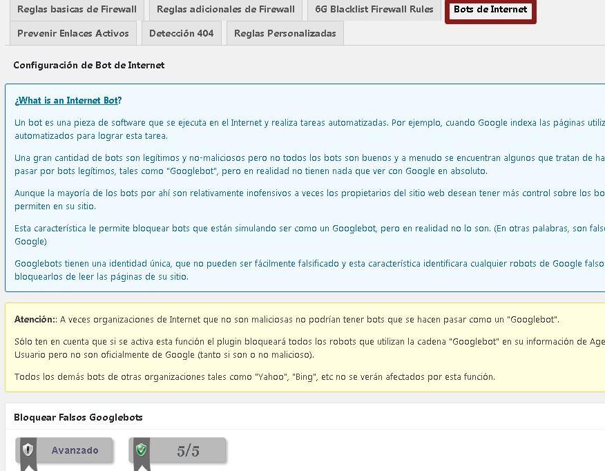 bloqueo-bots-wordpress