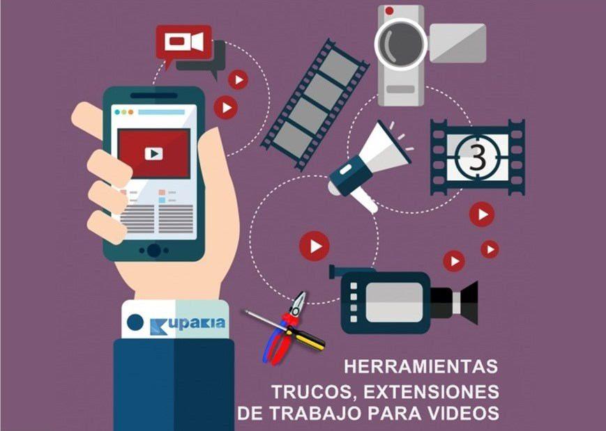 herramientas de trabajo para youtube