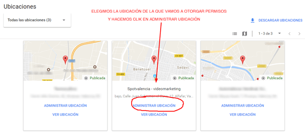 google my bussines ubaciones