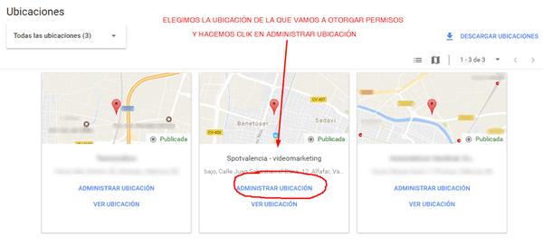 google my bussines ubaciones