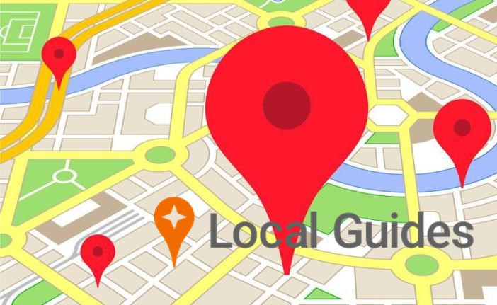 contribuir con local guides de google maps