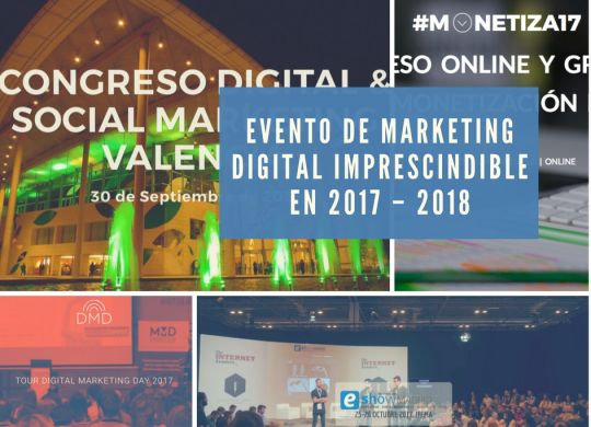 Congreso Social & Media Marketing Valencia