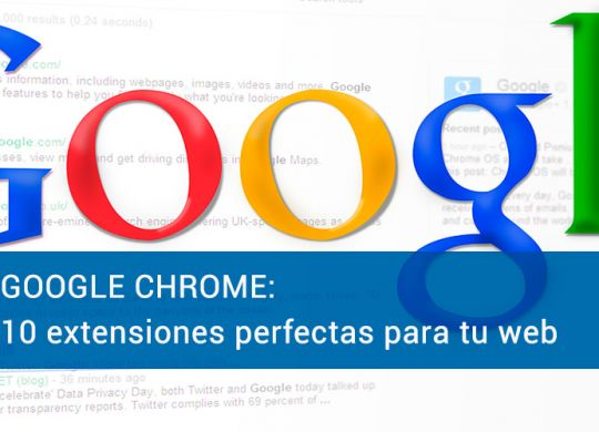 GOOGLE-CHROME-EXTENSIONES-WEB