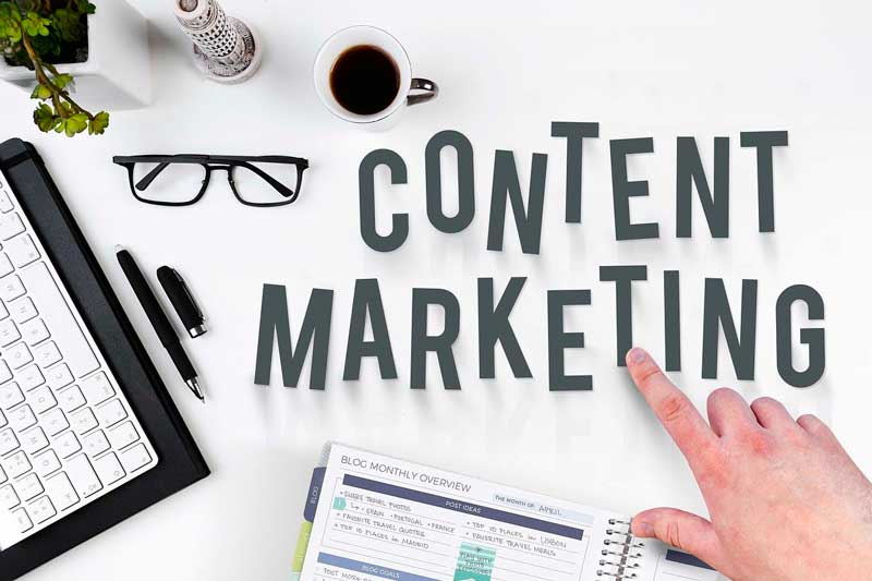 plan marketing contenidos
