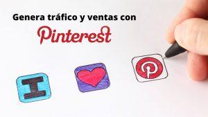 Generar tráfico y ventas desde Pinterest